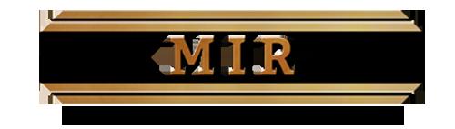 Pogrebno poduzeće MIR Logo