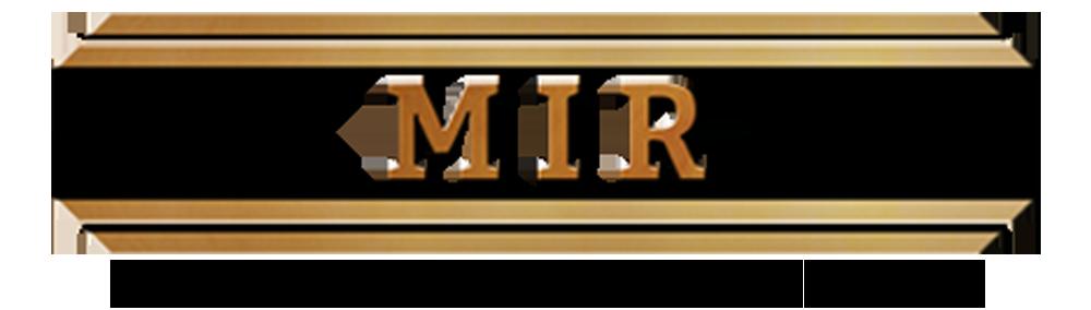 Pogrebno poduzeće MIR Retina Logo